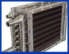 不锈钢蒸汽散热器
